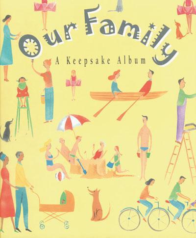 Our Family - A keepsake album