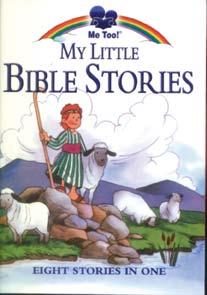 My Little Bible Stories