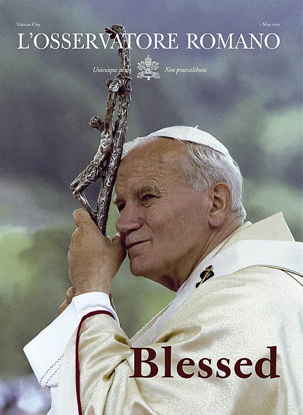 Blessed - John Paul II Souvenir Magazine
