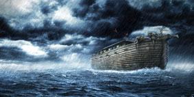 Noah of the Ark - A Modern Hero