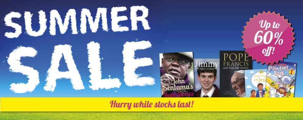 Summer Sale 16 Banner