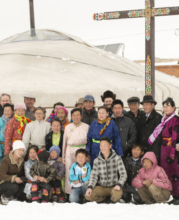 ChurchGroup-Mongolia