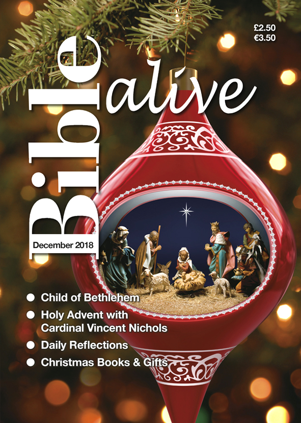 Bible Alive Cover
