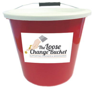 Loose change bucket