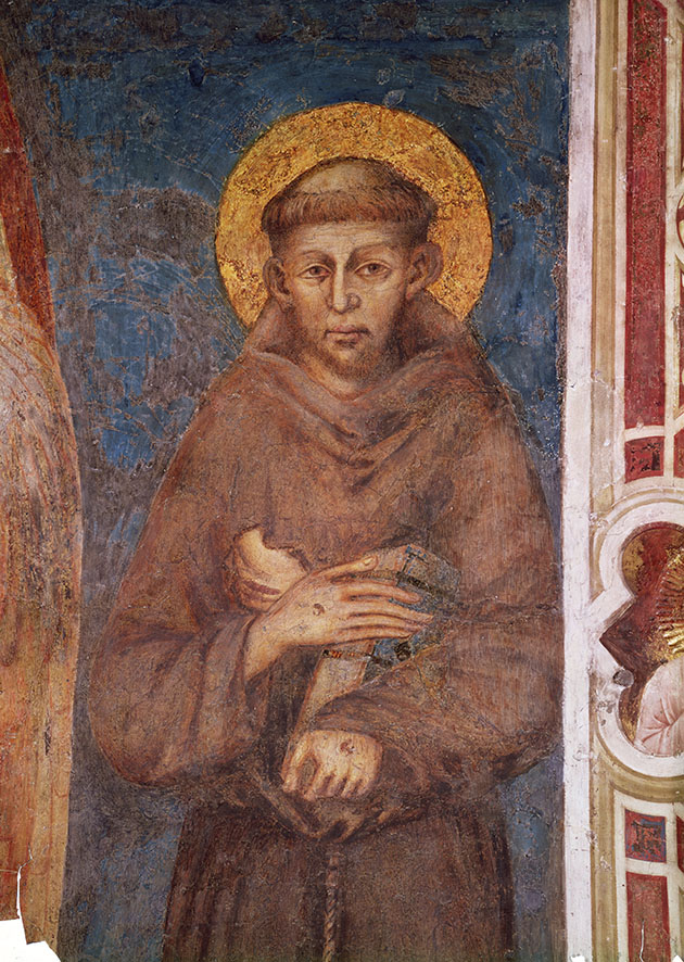 St Francis Apostle of the Poor