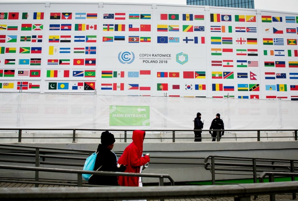 COP24 opens in Poland with science clear, ambition hazy on climate