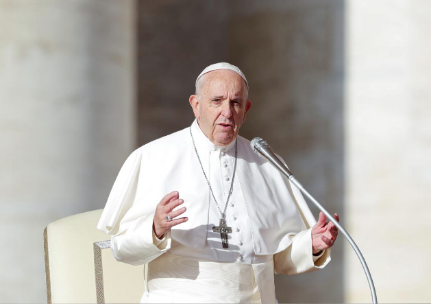 Don't blame migrants for your problems, Pope Francis warns world leaders