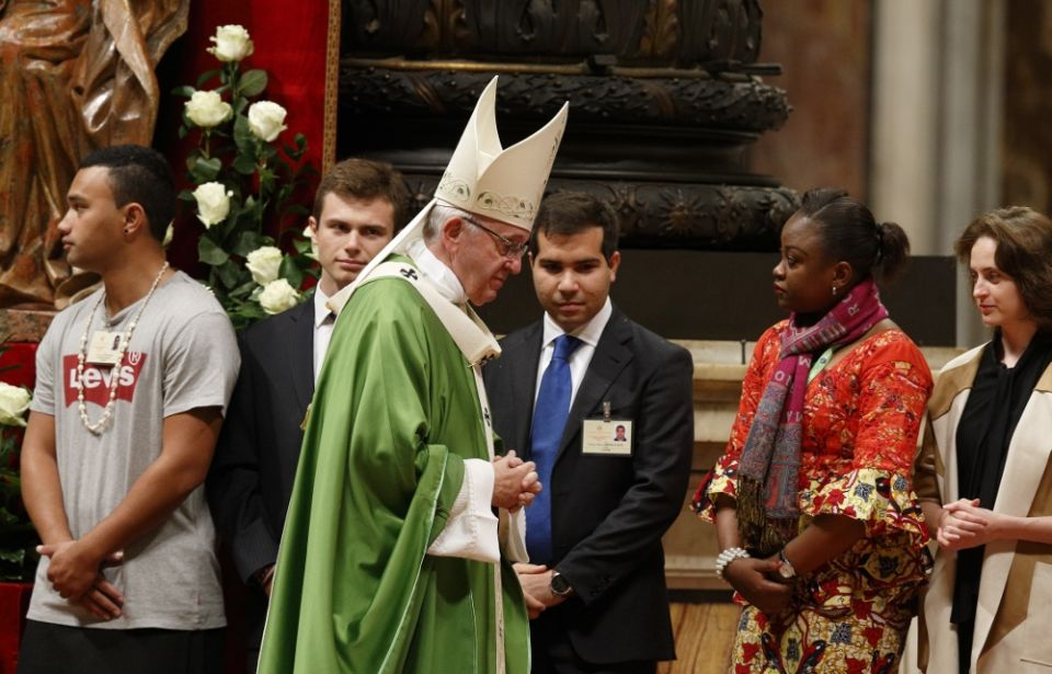 Young people deserve to hear directly from Pope Francis on synod