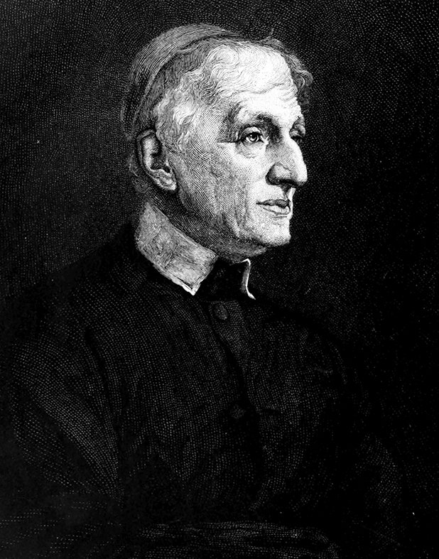 St John Henry Newman: Our Heavenly Friends