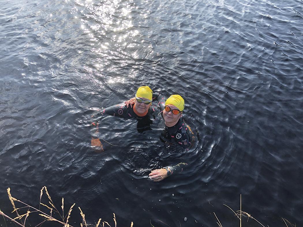 Sponsored Swim for Prisoners – WE DID IT!
