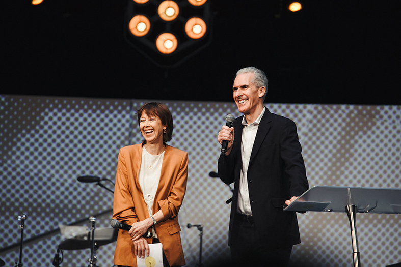 Nicky Gumbel, The Alpha Priest