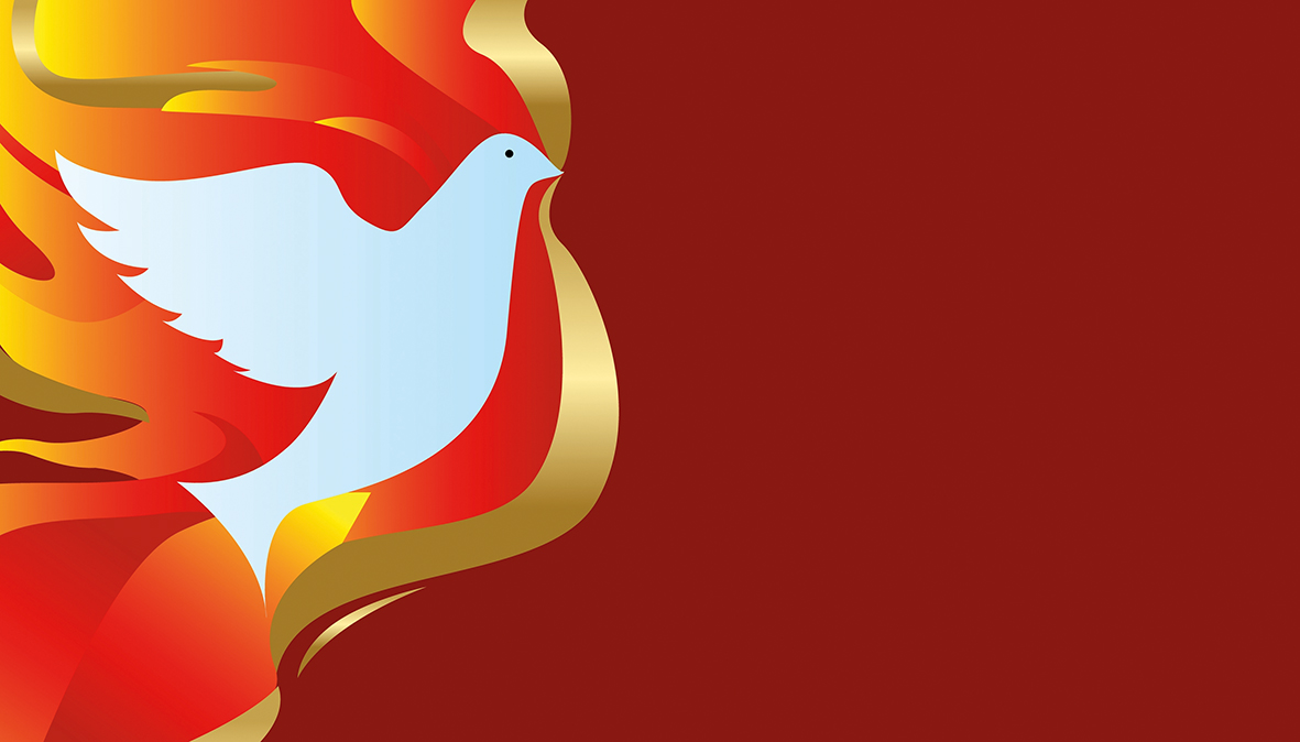 Pentecost: Overflowing with the Spirit